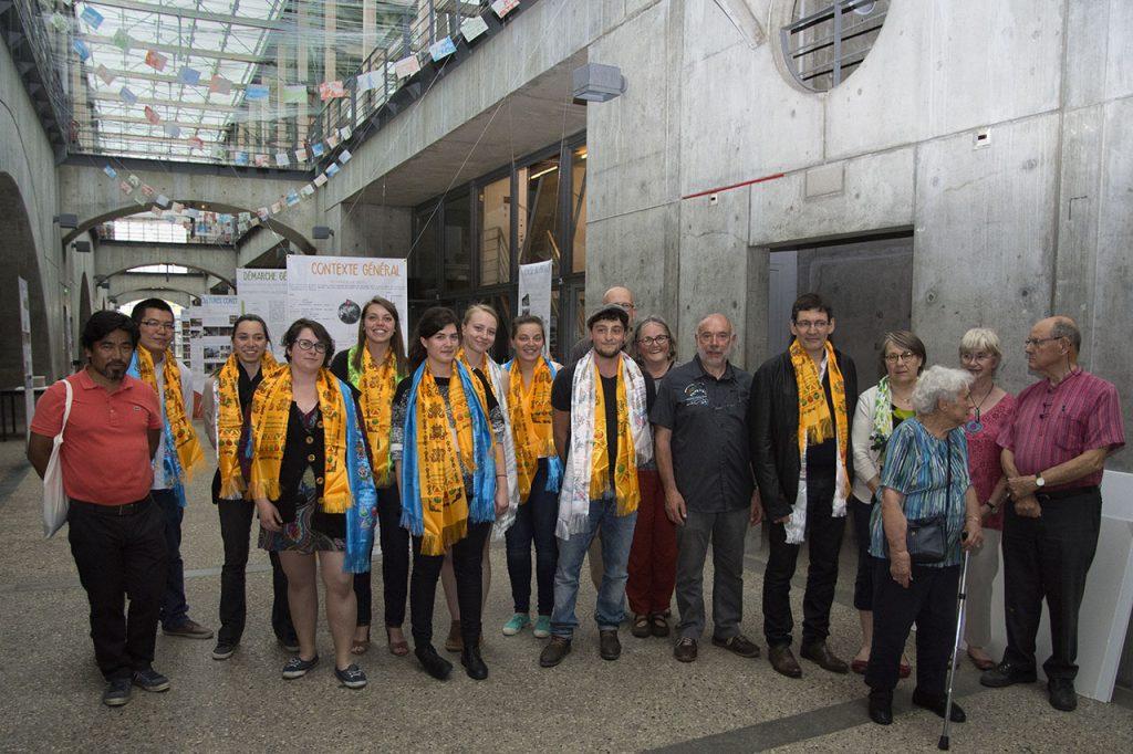 Rencontre à l'ENSAL (Juin 2016)