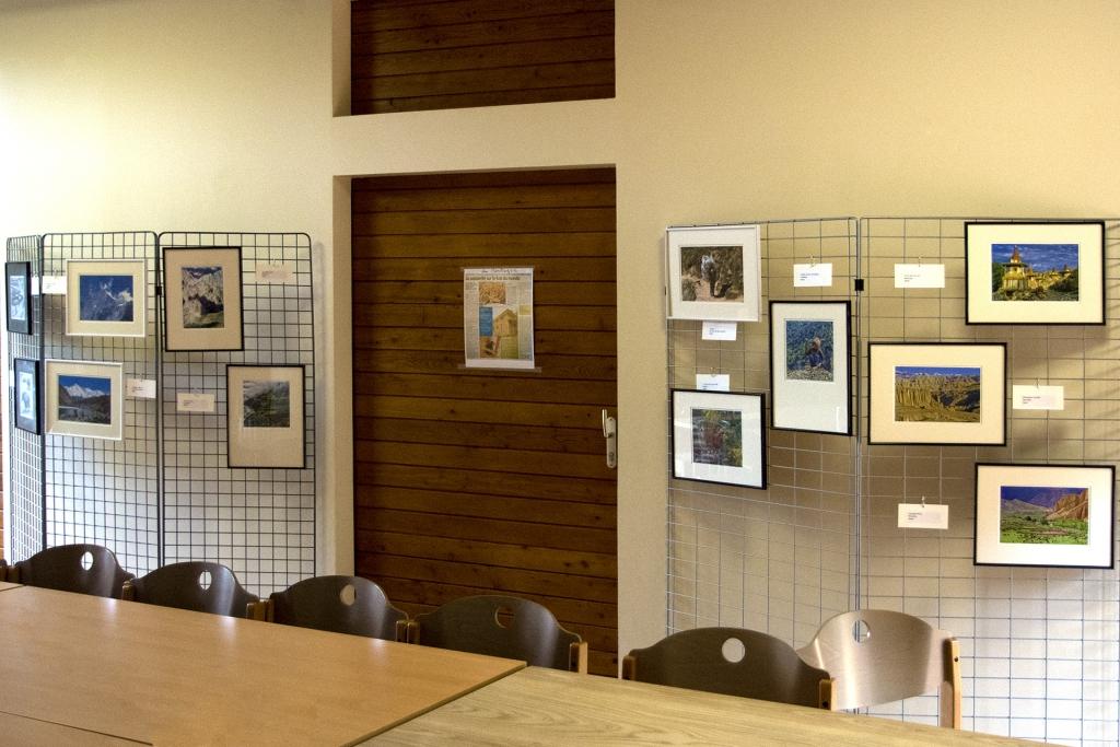 Exposition de photos de Jean-Claude RAIMBAULT, primées à des concours internationaux