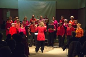 Concert à Saint-Genès Champanelle - mai 2017