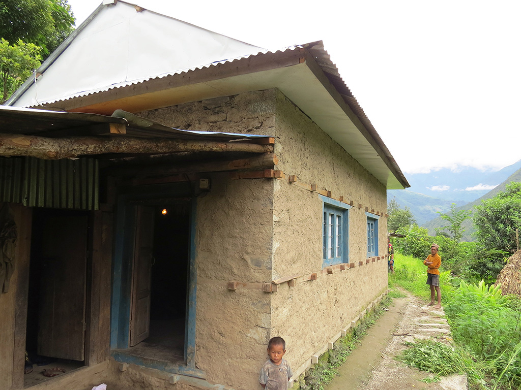 Jange's house